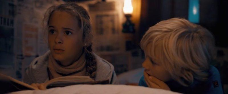 Děti zůstaly sami na opuštěném norském ostrově.