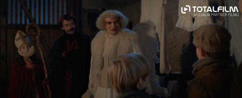 V roli anděla Petronela opět uvidíme Ondřeje Trojana.