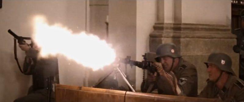 Nový válečný film o atentátu na Heydricha.