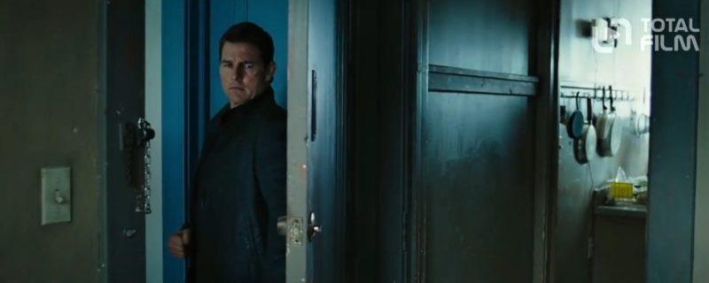 Nový akční film s Tomem Cruisem v hlavní roli.