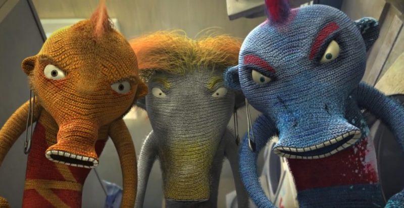 Nový český animovaný film pro celou rodinu.
