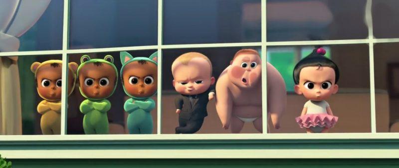Zábavný animák pro celou rodinu.