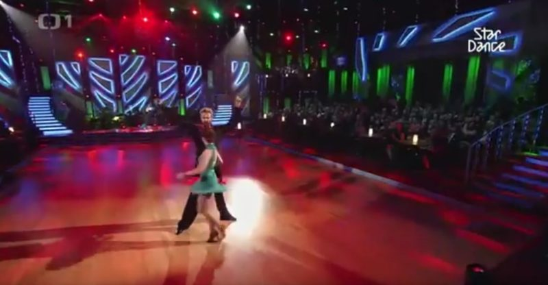 Odvážní soutěžící předvedou krásné taneční výkony.